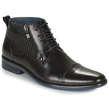 Čevlji  Moški Polškornji Kdopa JACKSON Črna