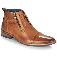 Čevlji  Moški Polškornji Kdopa JACKSON Kamel