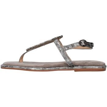 Čevlji  Ženske Sandali & Odprti čevlji Alma Blue V21BL9017 GREY