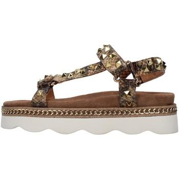 Čevlji  Ženske Sandali & Odprti čevlji Alma Blue V21BL7101 BEIGE