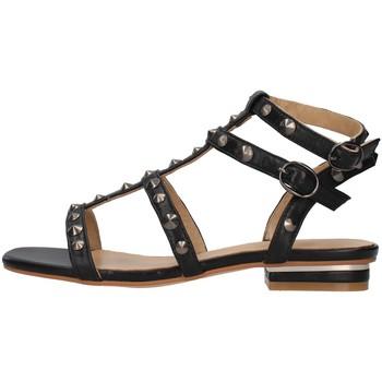 Čevlji  Ženske Sandali & Odprti čevlji Alma En Pena V21313 BLACK