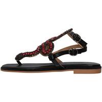 Čevlji  Ženske Sandali & Odprti čevlji Alma En Pena V21415 BLACK