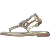 Čevlji  Ženske Sandali & Odprti čevlji Alma En Pena V21415 GOLD