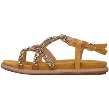 Čevlji  Ženske Sandali & Odprti čevlji Alma En Pena V21384 BROWN