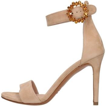 Čevlji  Ženske Sandali & Odprti čevlji Albano 4166 BEIGE