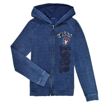 Oblačila Dečki Puloverji Guess TRAMI Modra