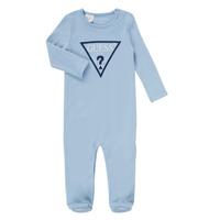 Oblačila Dečki Pižame & Spalne srajce Guess THEROI Modra