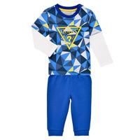 Oblačila Dečki Otroški kompleti Guess TELIE Večbarvna