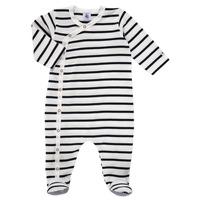 Oblačila Otroci Pižame & Spalne srajce Petit Bateau ONZER Bela