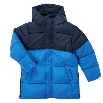 Oblačila Dečki Parke Petit Bateau KAYS Modra