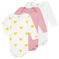 Oblačila Deklice Pižame & Spalne srajce Petit Bateau GRELOU Večbarvna
