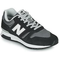 Čevlji  Moški Nizke superge New Balance 565 Črna / Siva