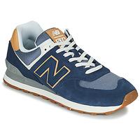 Čevlji  Moški Nizke superge New Balance 574 Modra