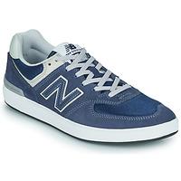 Čevlji  Moški Nizke superge New Balance AM574 Modra