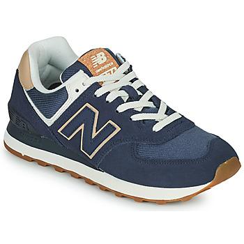 Čevlji  Ženske Nizke superge New Balance 574 Modra