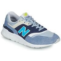 Čevlji  Ženske Nizke superge New Balance 997 Bela / Modra