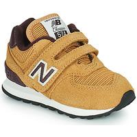 Čevlji  Dečki Nizke superge New Balance 574 Kostanjeva