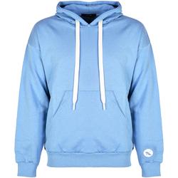 Oblačila Moški Puloverji Xagon Man  Modra