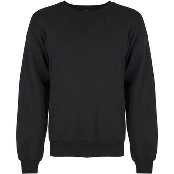 Oblačila Moški Puloverji Xagon Man  Črna