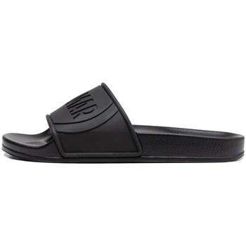 Čevlji  Moški Natikači Colmar Slipper Logo Črna