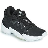 Čevlji  Košarka adidas Performance D.O.N. ISSUE 2 Črna / Blan