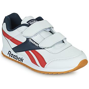 Čevlji  Otroci Nizke superge Reebok Classic REEBOK ROYAL CLJOG 2 2V Bela / Rdeča