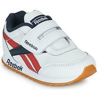 Čevlji  Otroci Nizke superge Reebok Classic REEBOK ROYAL CLJOG 2  KC Bela / Rdeča