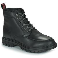 Čevlji  Moški Polškornji Base London ROCHDALE Črna