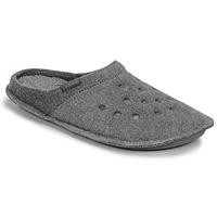 Čevlji  Nogavice Crocs CLASSIC SLIPPER Siva