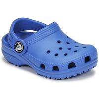 Čevlji  Otroci Cokli Crocs CLASSIC CLOG K Modra