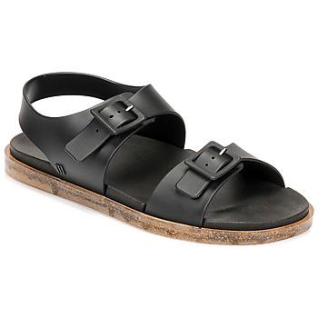 Čevlji  Ženske Sandali & Odprti čevlji Melissa MELISSA WIDE SANDAL AD Črna