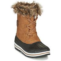 Čevlji  Otroci Škornji za sneg Kimberfeel ADRIANA2 Bež