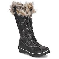 Čevlji  Ženske Škornji za sneg Kimberfeel BEVERLY Črna