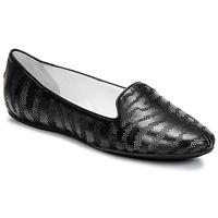 Čevlji  Ženske Mokasini Roberto Cavalli TPS648 Črna