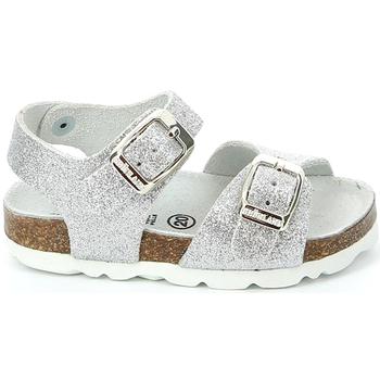 Čevlji  Otroci Sandali & Odprti čevlji Grunland SB0024 Siva