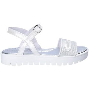 Čevlji  Otroci Sandali & Odprti čevlji Guardiani GK25403G Biely