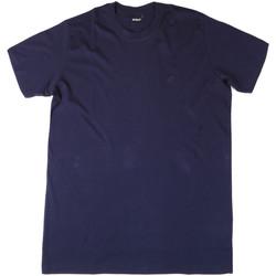 Oblačila Moški Majice & Polo majice Key Up 2M915 0001 Modra
