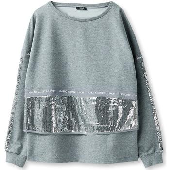 Oblačila Ženske Puloverji Liu Jo T68034F0741 Siva