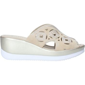 Čevlji  Ženske Sandali & Odprti čevlji Valleverde 32150 Bež