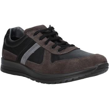Čevlji  Moški Nizke superge Melluso U15432E Siva