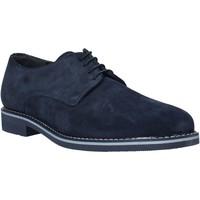 Čevlji  Moški Čevlji Derby Melluso XU15735 Modra