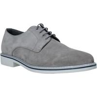 Čevlji  Moški Čevlji Derby Melluso XU15735 Siva