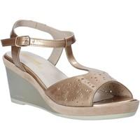 Čevlji  Ženske Sandali & Odprti čevlji Melluso HR70520 Zlato