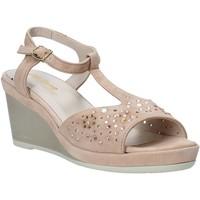 Čevlji  Ženske Sandali & Odprti čevlji Melluso HR70511 Roza