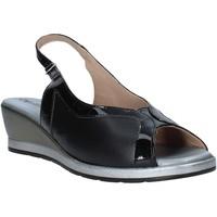 Čevlji  Ženske Sandali & Odprti čevlji Melluso 037110X Črna