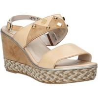 Čevlji  Ženske Sandali & Odprti čevlji Melluso HR70814 Roza