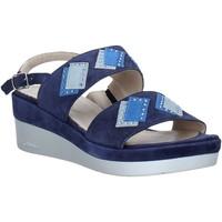 Čevlji  Ženske Sandali & Odprti čevlji Melluso HR70717 Modra