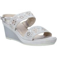 Čevlji  Ženske Sandali & Odprti čevlji Melluso HR70512 Siva