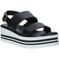 Čevlji  Ženske Sandali & Odprti čevlji Melluso .09604X Črna