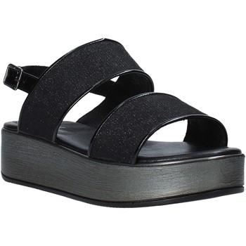 Čevlji  Ženske Sandali & Odprti čevlji Melluso 09620X Črna
